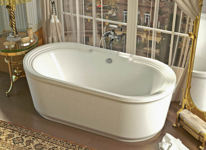 Atlantis Royale Freestanding Air Tub