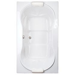 Mansfield Brighton Whirlpool Bathtub Jetted Tub