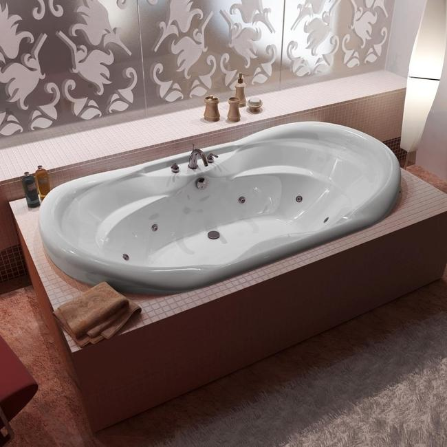 Atlantis Indulgence Air Whirlool Tub Jet Tub Jacuzzi Tub
